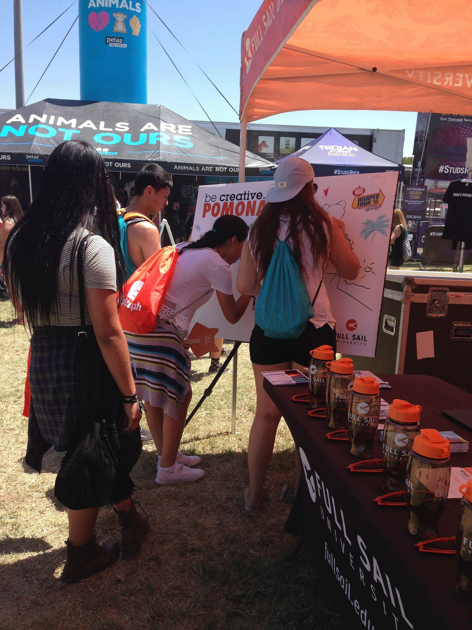 Featured image - Full Sail At The 2015 Vans Warped Tour Inline