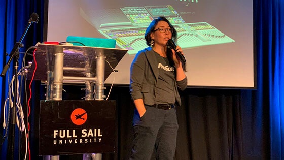 Featured image - Full Sail Hosts Second Annual Soundgirls Org Expo Inline 4