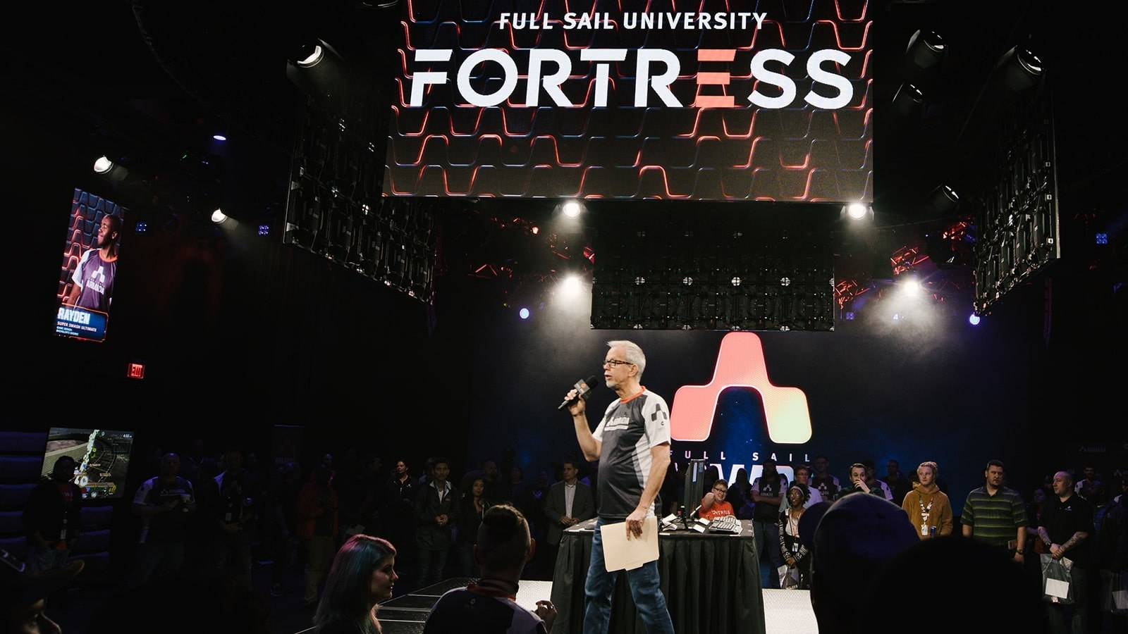 Featured image - Full Sail Offers Guests A Sneak Peek Of The Fortress Inline 5