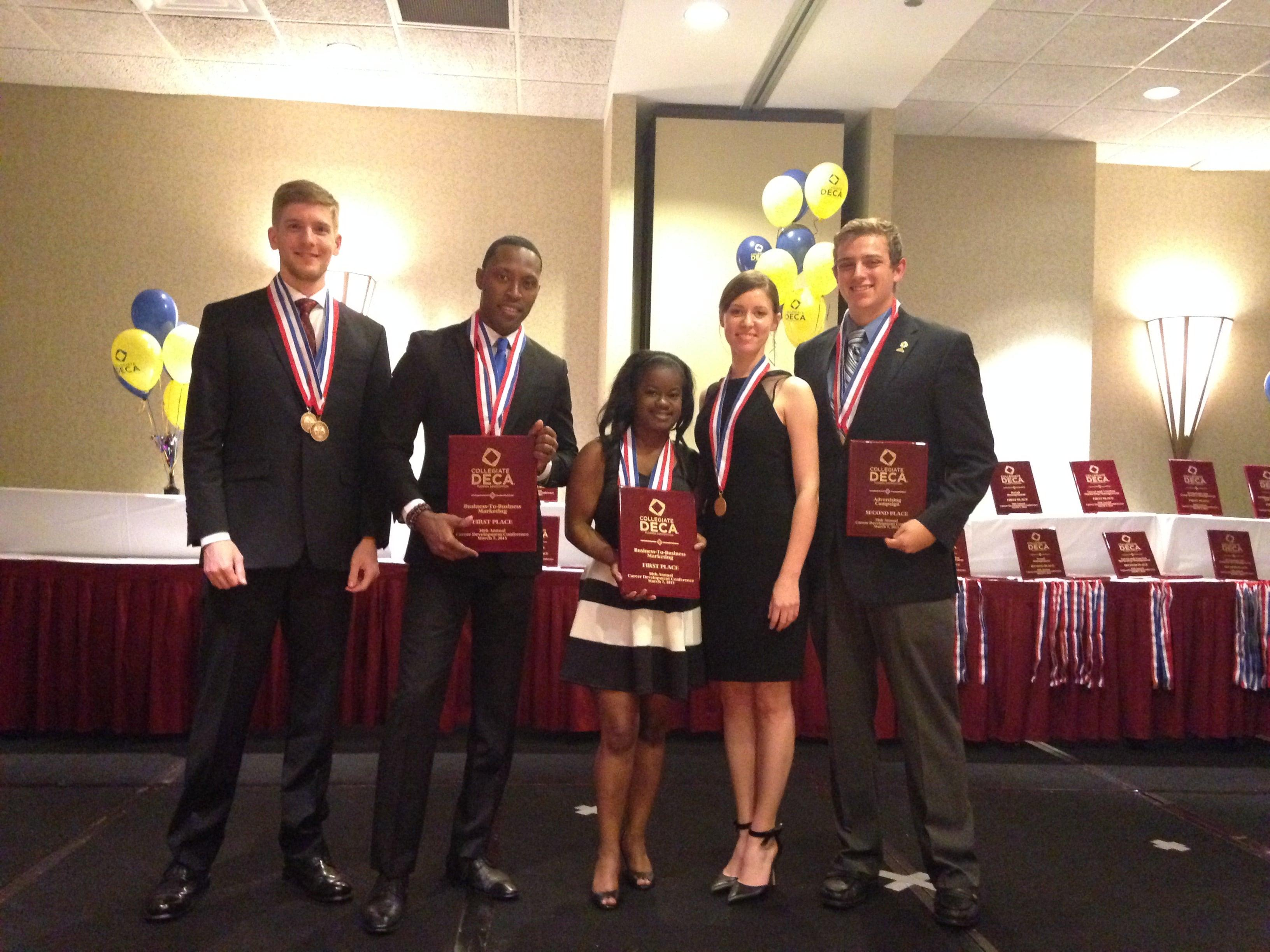 Featured image - Full Sail Students Place In Top 10 At Deca State Competition Inline