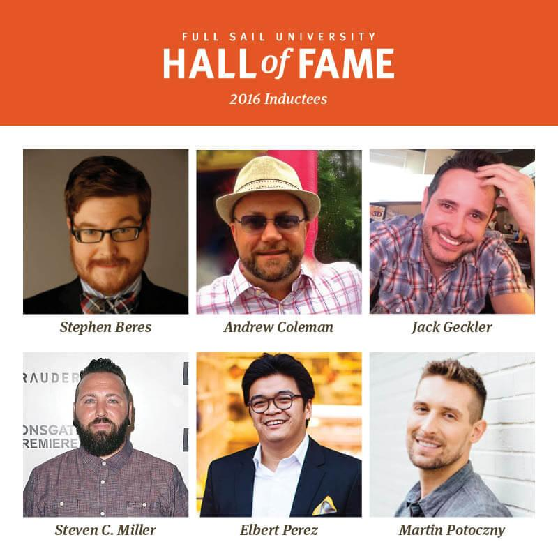 Featured image - Full Sail University Announces 8Th Annual Hall Of Fame Induction Class Inline