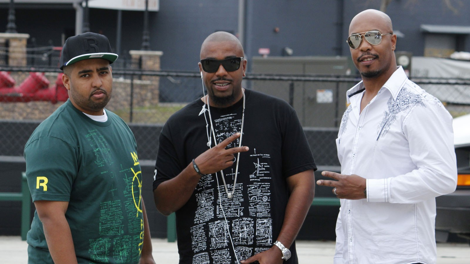 Featured image - Rapper Noreaga Shoots Lehhhgooo Music Video At Full Sail University Inline1
