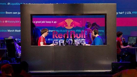 Red Bull LAN Recap