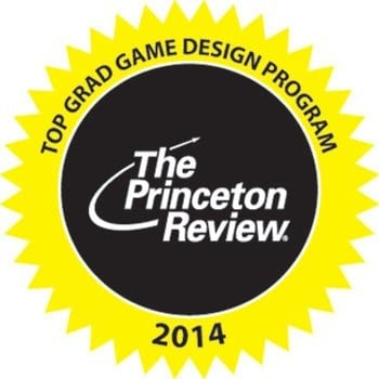 Featured image - The Princeton Review Names Full Sail A Top Graduate School To Study Game Design Inline