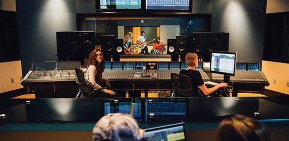 Recording Arts Bachelor's