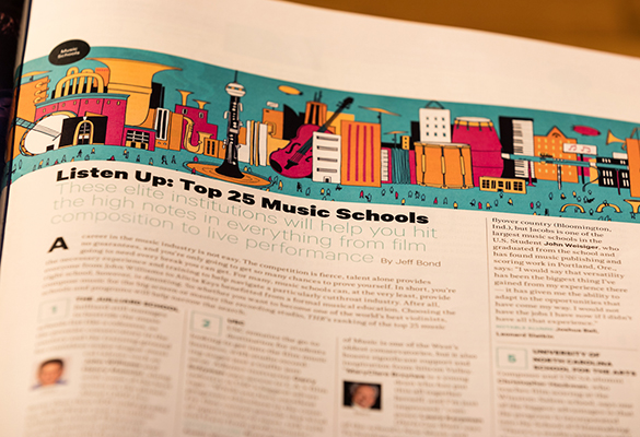"Blog Hilight - The Hollywood Reporter Names Full Sail University One of the 2016 ""Top 25 Music Schools"""
