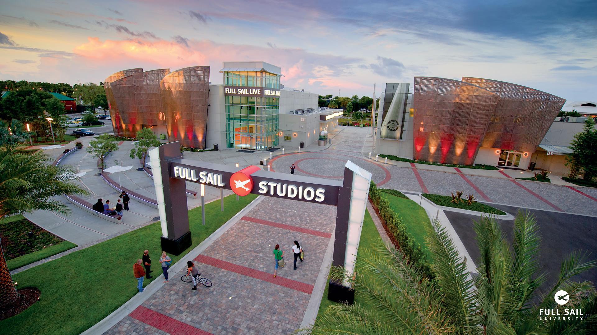 Full Sail Studios Venue